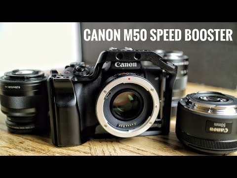 Canon Eos M50 Speed Booster How It Works