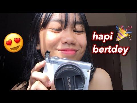 may bagong camera tayo! (CANON EOS M100)