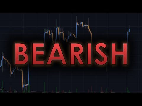 THE VERY BEARISH BITCOIN PATTERN THAT JUST FORMED: EXPLAINED – BTC/CRYPTOCURRENCY TRADING ANALYSIS