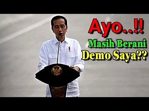Mengejutkan!! Jokowi Merasa Heran Karena Gak Ada yg Demo Dirinya, Kenapa Begitu? Yuk Sumak Ulasanya!