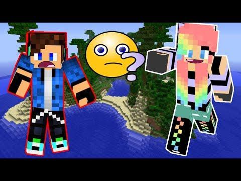 Bir Aşk Hikayesi Sihirli Ada Bölüm4 Çizgi Film Tadında #Minecraft