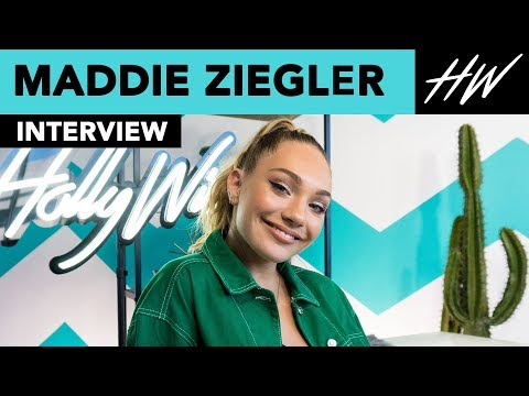 Maddie Ziegler Gets Real About The Car Sia Gave To Her On Her Birthday! | Hollywire