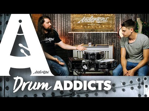 Sonor Gavin Harrison Protean Snare Drums – Review!