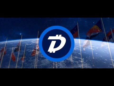 DGB Blockchain of the future