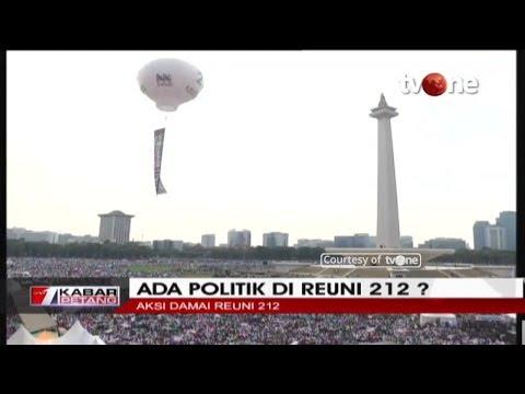 Laporan Utama tvOne: Ada Politik di Reuni 212?