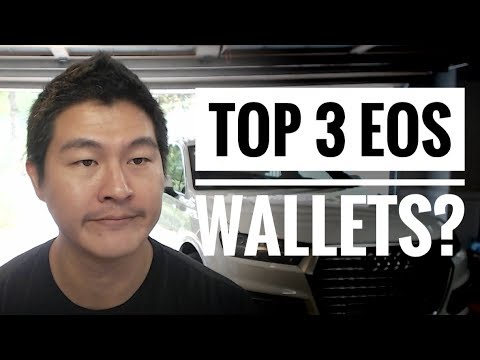 Top 3 EOS Wallets – Which one is Best?
