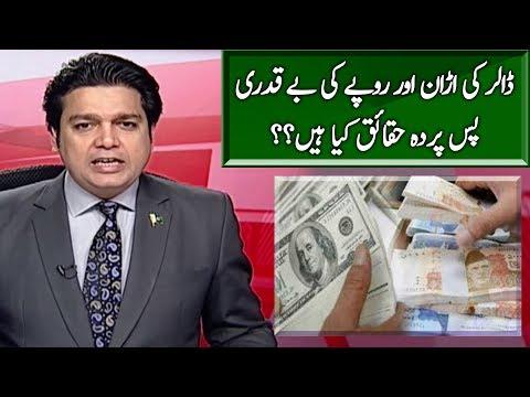 Dollar Rate & Pakistani Rupee Devaluation | Khabar Ke Peeche | Neo News