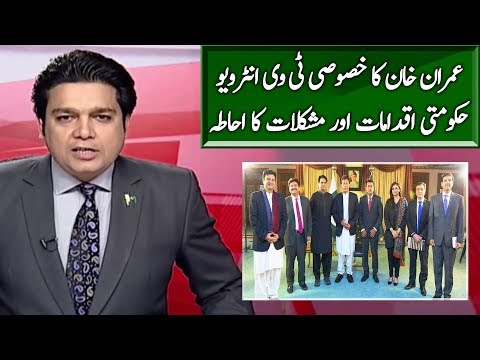 Imran Khan Interview & PTI Govt | Khabar Ke Peeche | Neo News