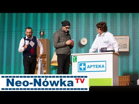 """Neo-Nówka – APTEKA (Nowość 2018) """"Kazik sam w domu"""" HD"""