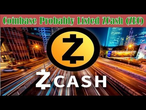 Crypto News! Why Coinbase Probably Listed ZCash (ZEC) Before Stellar (XLM) ?