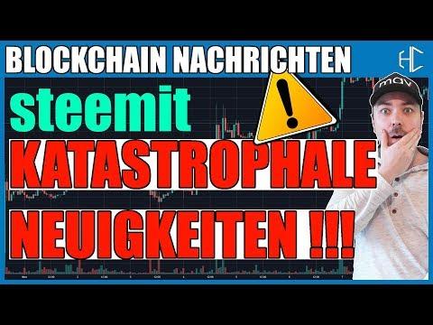 Steemit Entlassungen erklärt | HODLCORE deutsch kryptowährung