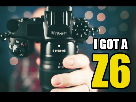 Nikon Z6 vs Canon EOS-R? My initial thoughts…