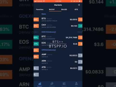 BitShares Mobile App