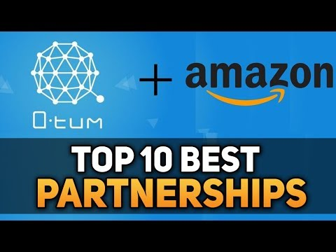 Top 10 Best Cryptocurrency Partnerships in 2018