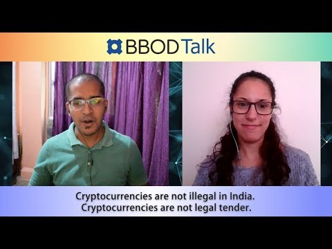 Cryptocurrency in India – legal or illegal ?  Ashish Suvarna explains
