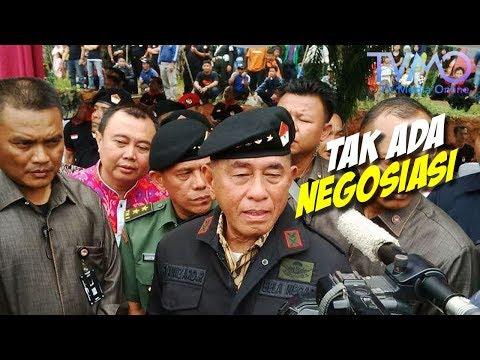 TEGAS! Menhan: TAK ADA Negosiasi Bagi KKB Papua, Menyerah atau Diselesaikan (DITUMPAS)