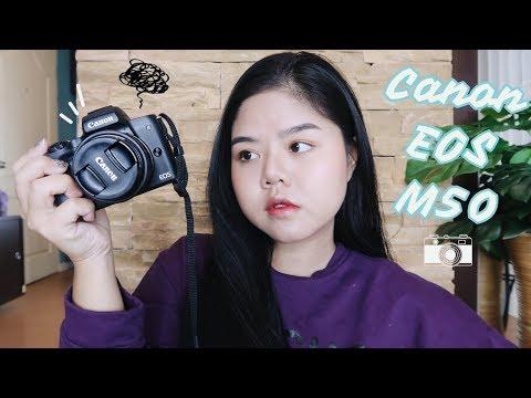 รีวิว Canon EOS M50 หลังใช้เกือบ 3เดือน (สไตล์ผู้หญิง ถ่ายรูปสวย? VDO ดีมั้ย?)
