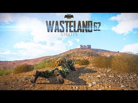 Arma 3 Wasteland #62 | Tretando em Stratis