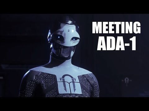 DESTINY 2 FORSAKEN – Meeting Ada-1 – The Black Armory