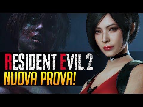 Resident Evil 2 Remake: Ada Wong, Leon e Claire provati nella demo PS4