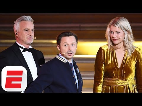 Martin Solveig Apologises For Asking Ada Hegerberg To Twerk At Ballon d'Or Ceremony