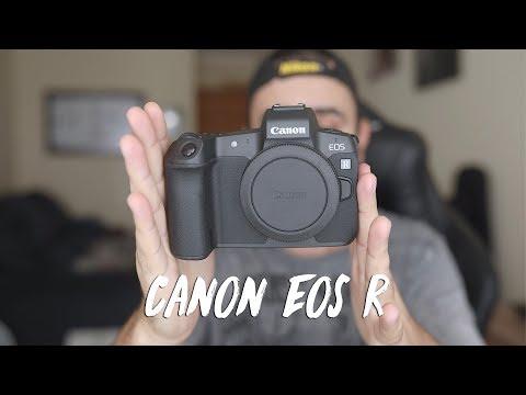 CANON EOS R – REVIEW COMPLETO
