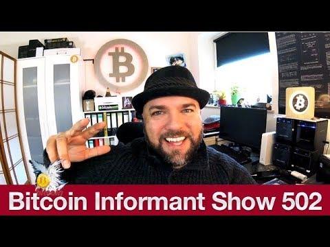 #502 Binance Chain kommt,Bitcoin ist klinisch tot & Bitcoin Cash als Trinkgeld vergeben
