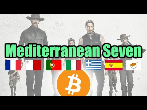 """Blockchain's """"Mediterranean Seven"""" – Bitcoin and Cryptocurrency News"""