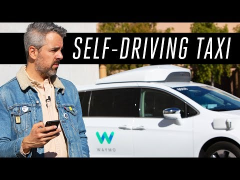 Waymo One robot taxis are here and we took a ride