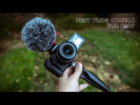 Best Vlog Camera For 2019!? Canon EOS M50