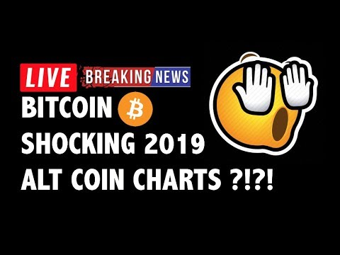 SHOCKING 2019 Bitcoin (BTC) & AltCoin Charts?! -Crypto Market Trading Analysis & Cryptocurrency News