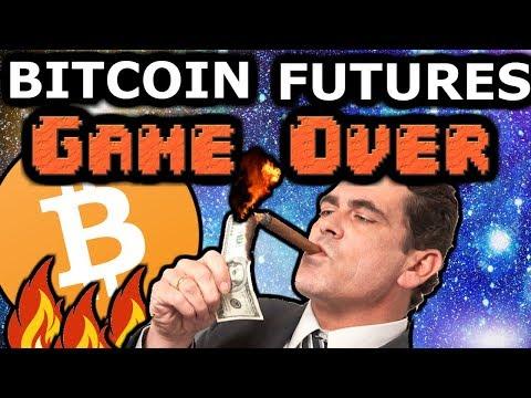 Bitcoin Futures ? The End of $BTC? Paper Ponzi!! (CME CBOE Bakkt Nasdaq)
