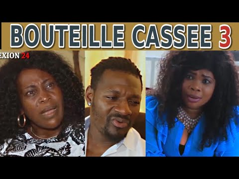 BOUTEILLE CASSEE Ep 3 Theatre Congolais Sylla,Turbo,Barcelon,Ada,Alain,Faché,Mosantru