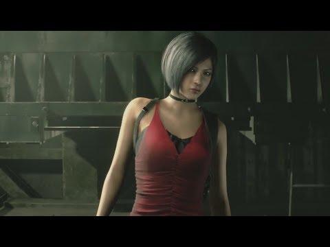 BIOHAZARD RE:2 (RESIDENT EVIL 2 REMAKE) – Ada vs Annette Cutscene