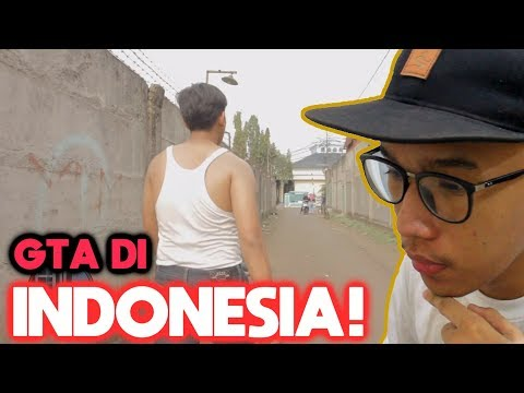 GTA ADA DI DUNIA NYATA!! [REACTION]