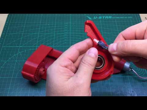 3D печать системы Умная Теплица / IOT 3D printing with PETG.