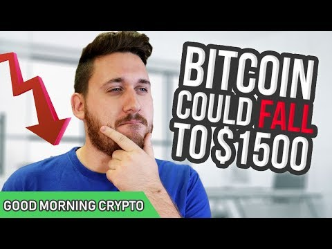 Bitcoin Could Fall to $1,500 // Bitcoin ETF Years Away? // CryptoCurrency Market News