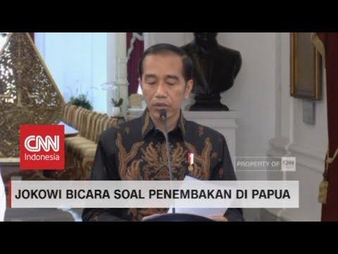 Jokowi Tegaskan Tak Ada Tempat untuk Kelompok Kriminal Bersenjata di Indonesia