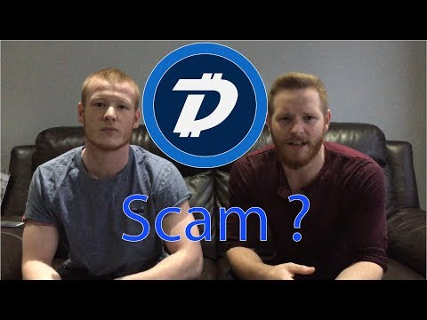 Cryptocurrency Scams! Is Digibyte A Scam! Our Current Investment Strategy!