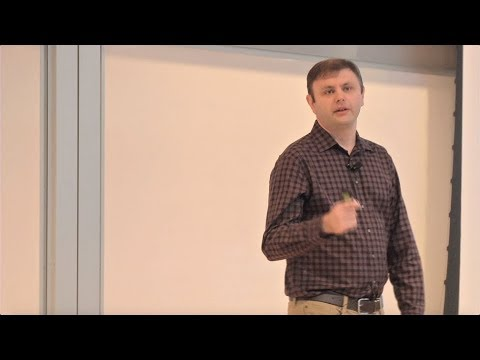 Why Blockchain: Daniel Larimer at Virginia Tech