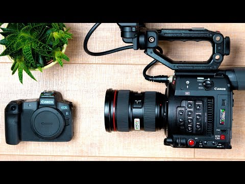 Is the EOS R the perfect C200 B Cam?