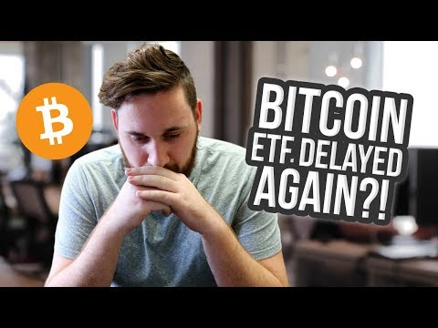 Bitcoin ETF Delayed AGAIN // CryptoCurrency News // Bitcoin Crypto News