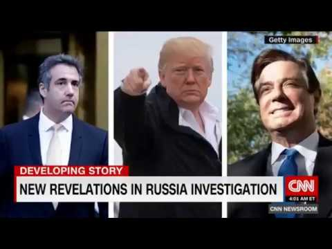 CNN NEW DAY 12/08/2018 NEW DEVELOPING REVELATIONS RUS/SİA INVESTIGATION