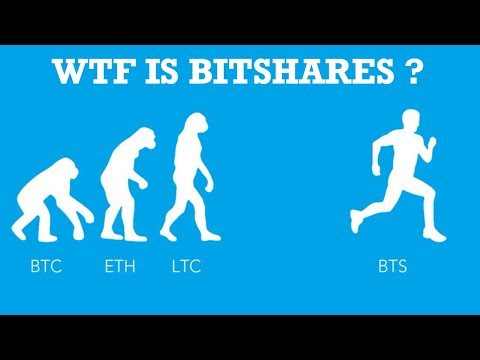 WTF is Bitshares?