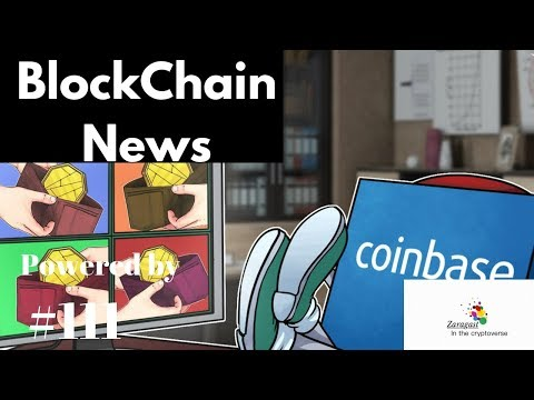✅Coinbase, l'integrazione di XRP, ADA, EOS | Blockchain News #111✅