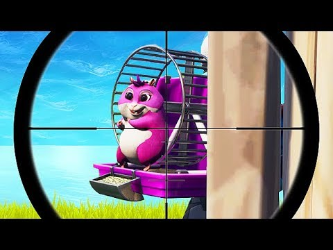 *LUCKIEST* SNIPER SHOT EVER! – Fortnite Funny Fails and WTF Moments! #405