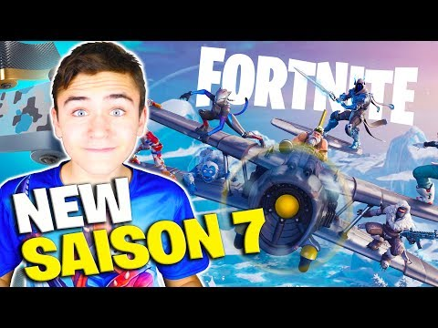JE TESTE LA SAISON 7 DE FORTNITE !!! – Néo The One