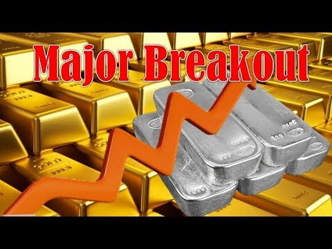 Gold & Silver On The Verge Of A Major Breakout That Will Cause Price To Spike