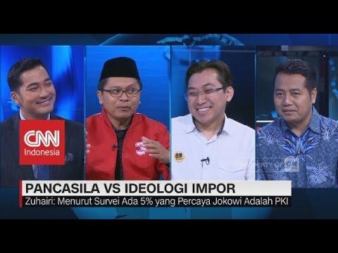 TKN Jokowi-Ma'ruf: Ada Rumus dari Oposisi, Semua yang Dari Presiden Tidak Ada yang Benar