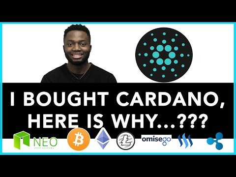 I Bought Cardano, Here is why…?